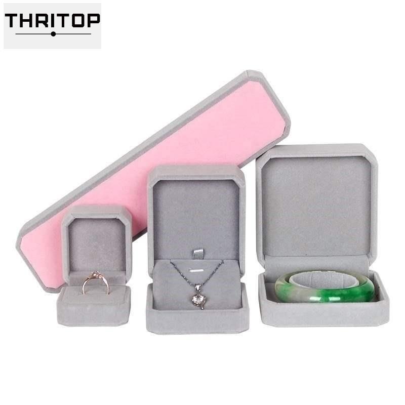 Verpackung Halskette, Armband, Geschenkbox, Schmuckringkiste