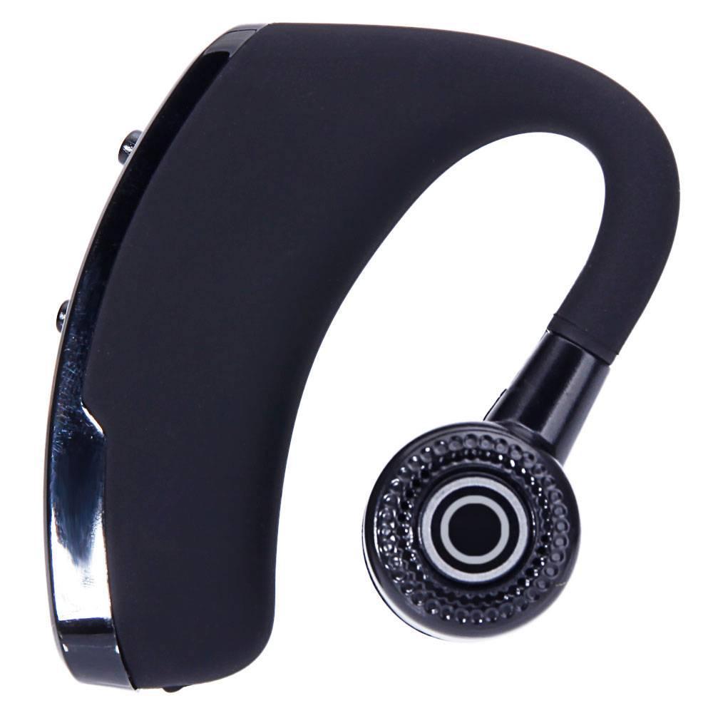 V9 Stereo Bluetooth Wireless Headset Earphone Voyager Legend Neutral Black