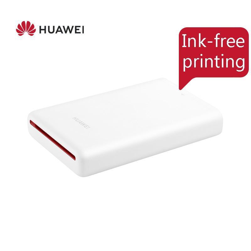 Новейшие Huawei Zink CV80 Pocket Portable AR Photo Принтер Blutooth 4.1 300DPI Мини Беспроводной телефон Фотографии Принтер