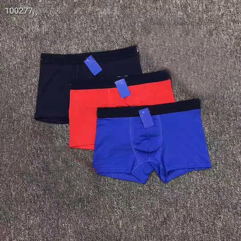 جودة عالية رجل الملابس الداخلية الملاكم السراويل القطن الذكور الملاكم السروال مثلي الجنس الرجال الملابس الداخلية الكبار boxershorts لينة الرجال الملاكمين الذكور السروال