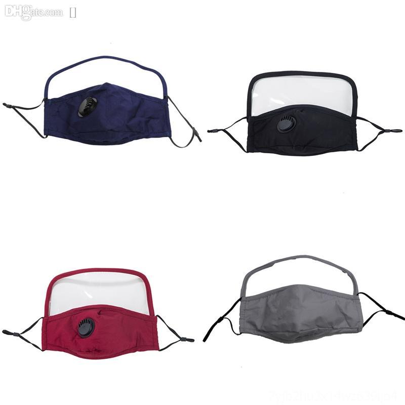 TO3EQ Gönderim Maskesi Facemasks Tasarımcı Maskesi Çocuk Koruma Oyunları Baskılı MaskelerSwashable Spor Toz Geçirmez Yetişkin Unisex Pamuk