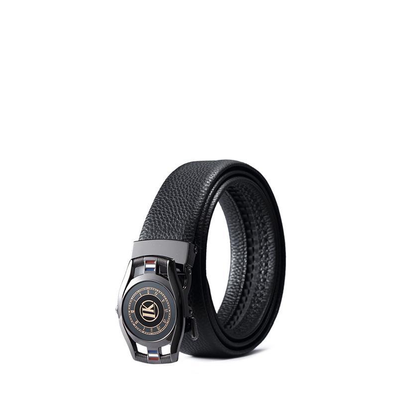 2020 Новый fashiondesigner мужские ремни бизнес автоматические ремни Top Real Подлинная воловьей кожи бренда belts.It в наличии и дёшево