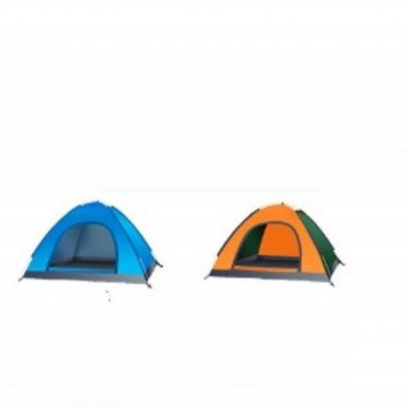 Tenda da campeggio completamente automatica 1 2 3 Persona Tenda a porta singola FAI DA TE Spiaggia Piove Piove Rifugi Skylight Famiglia traspirante all'aperto 55LY4 O2