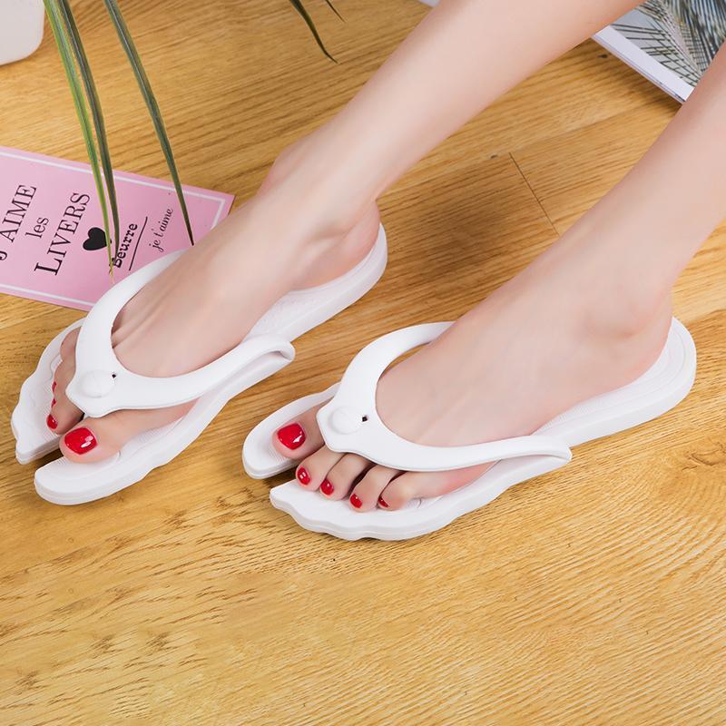 2021 дизайнеры женские тапочки флипсопливные сандалии сплошной цвет мода резиновая пена светло-подошве пляж в помещении