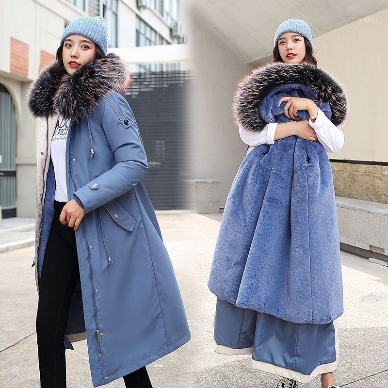 Mulheres Algodão Casaco Acolchoado Jaqueta Longo Novo Inverno Moda Senhoras Com Capuz De Alta Qualidade Casaco Parkas Cor Sólida Espesso Feminino Coat1
