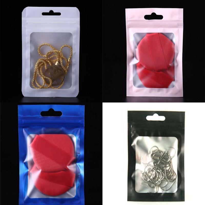 Ornamento Frosting Saco de Plástico Multicolour Bolsas Bolsas Bolinhos de Selamento de Selagem de Selamento Proteção de Corrosão Presente Provas de Umidade Chemada 0 29ac E2