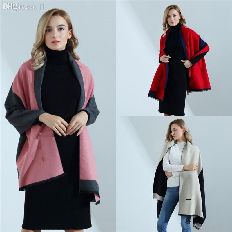 gbxsg vente chaude de luxe super plaid écharpe foulard foulard de haute qualité Mesh Fringe Wrap Faucheuse à carreaux de châle à carreaux