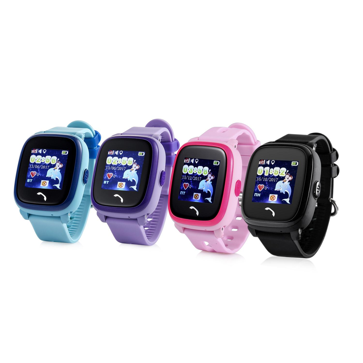 smart watch Children's Watch with GPS Location Tracker Children's 2G WIFI Waterproof SOS Anti-lost Smart Watch
