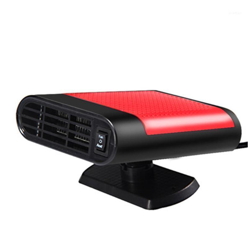Aquecedores elétricos inteligentes 12V / 24v universal aquecedor de carro ventilador inverno janela removedor de aquecimento elétrico fãs interiores acessórios1