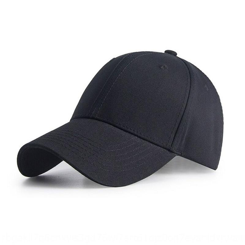 YCzwa Men's and women's double layer net lining high-end baseball baseball cap solid color cap plate