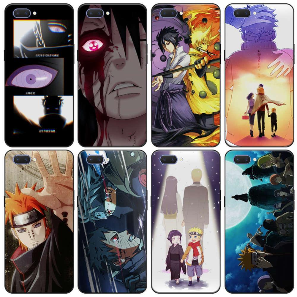 bgrfSuitable for oppoa5 A8 a92s a52 A3 / A1 mobile case Naruto Sasuke Penn animationswza