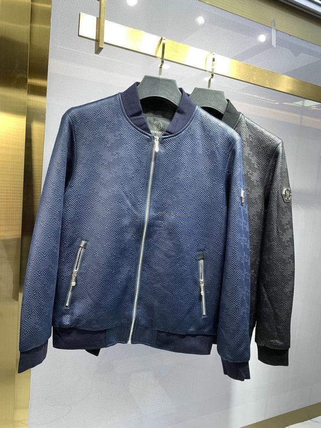 Nakış Erkekler Ceket Coat Man Hip Hop Streetwear Erkekler Ceket Coat erkek kışlık mont Vestes de tasarımcı hommes tanrı korkusu dökmek