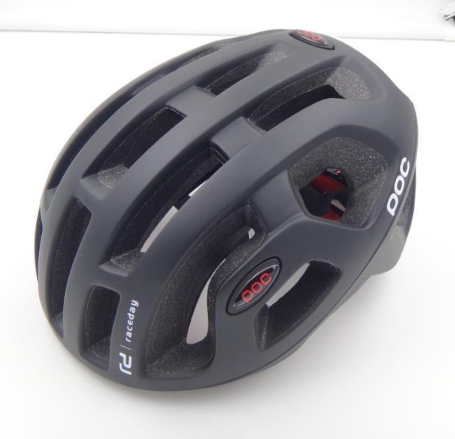 Accesorios de la motocicleta casco Octal día de la carrera deportiva casco de montar casco cascos cascos POC Octal Raceday 30 * 24,5 * 18