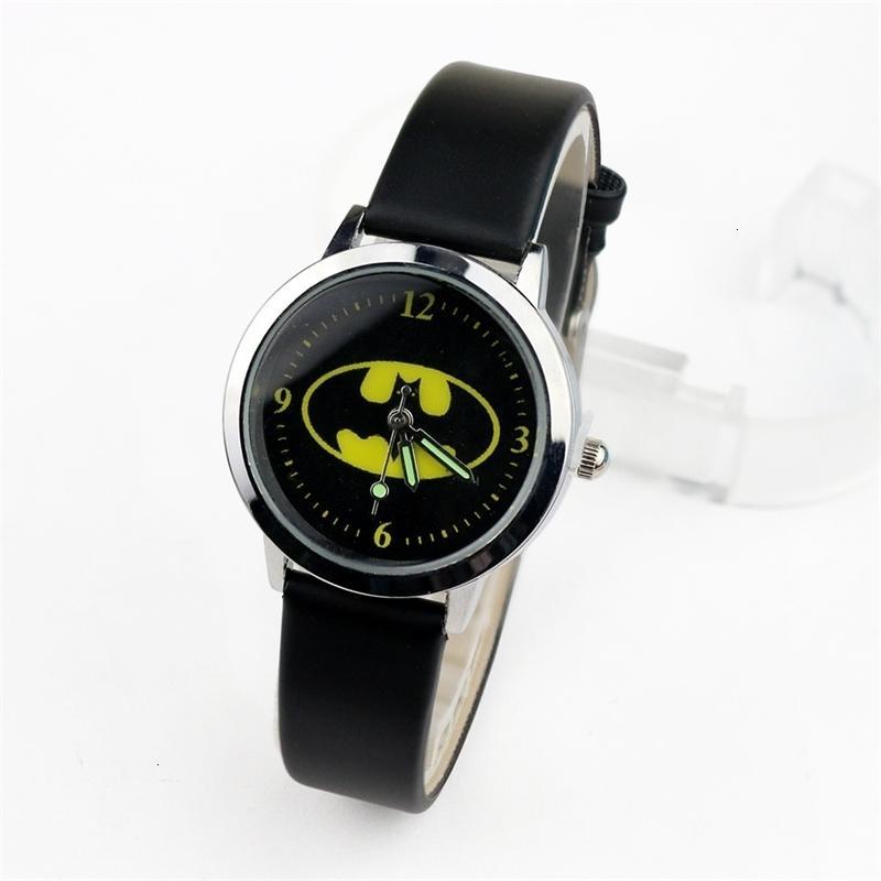 Factory Sale Batman quartz girl's boy's and student's watch, baby's watch