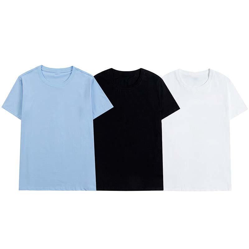 2021Summer homens mulheres camisetas com letra impresso casual qualidade superior moda t-shirt roupas streetwear m-xxl b1
