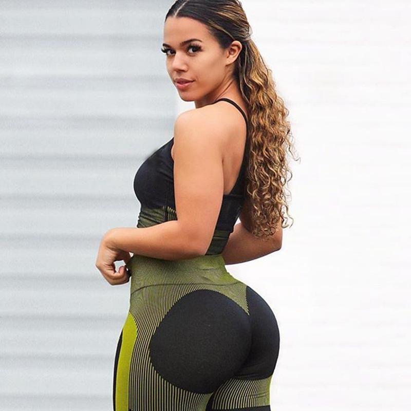 New Womans Designer Tracksuits Fitness Hollow Out pants sportwear gym wear clothes yoga set bra tops flame leggings lady leggings fashion