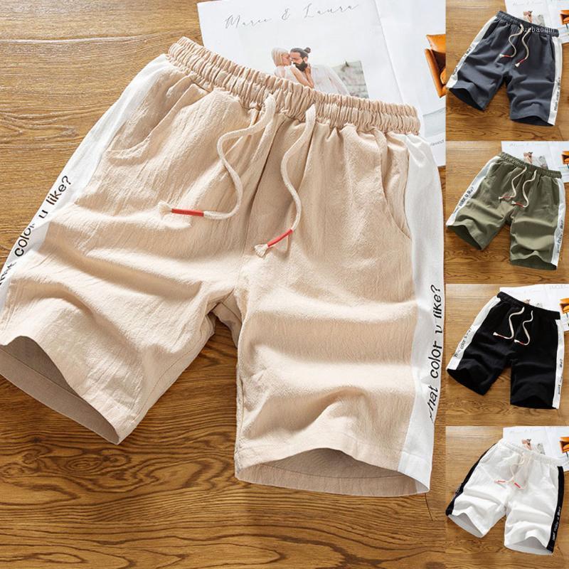 2020 shorts männer sommer neue mode komfortabel casual lose shorts kleidung spodenki meskie pantalones cortos kurze maskulino1