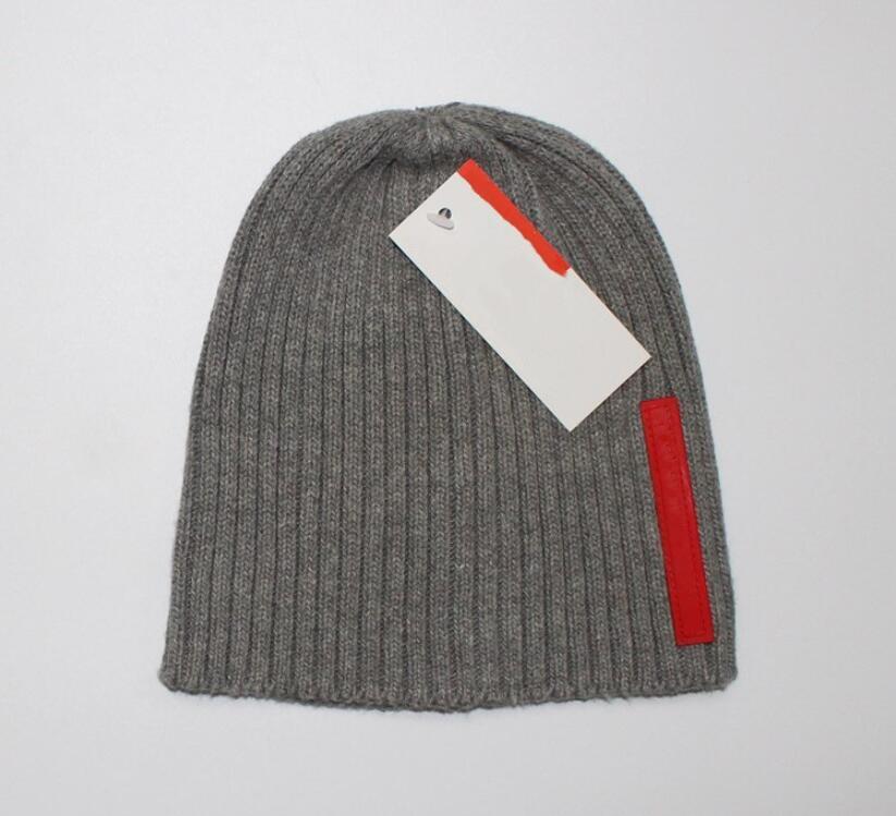 Yeni Fransız moda erkek giyim tasarımcısı şapka, Kış marka örgü kadın ve erkek örme kap