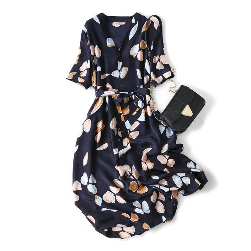 Vogue Bayanlar Stilist Etek Luxe Ipek Kadın Giyim Elbise En Kaliteli Elbiseler Bayan Gece Kulübü Parti Dresse Kısa Kollu Çekin Etekler