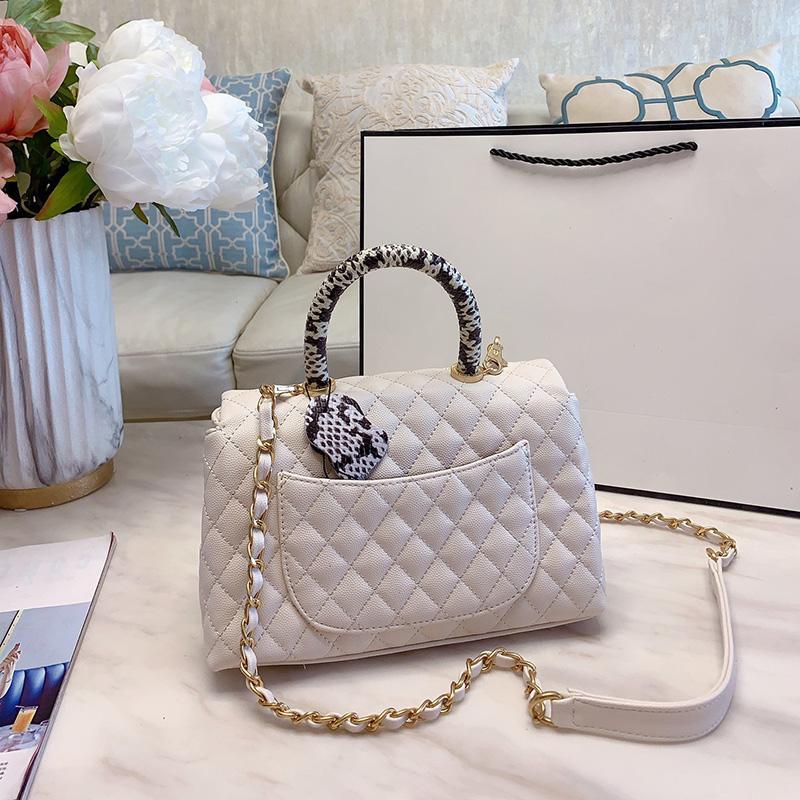 Designer- Mulheres Bolsas Bolsas Pequenas Bolsas Com Alça Top Green Greening Calfskin Mulheres Bolsas Formal Vestido Crossbody Bag Sacos de compras