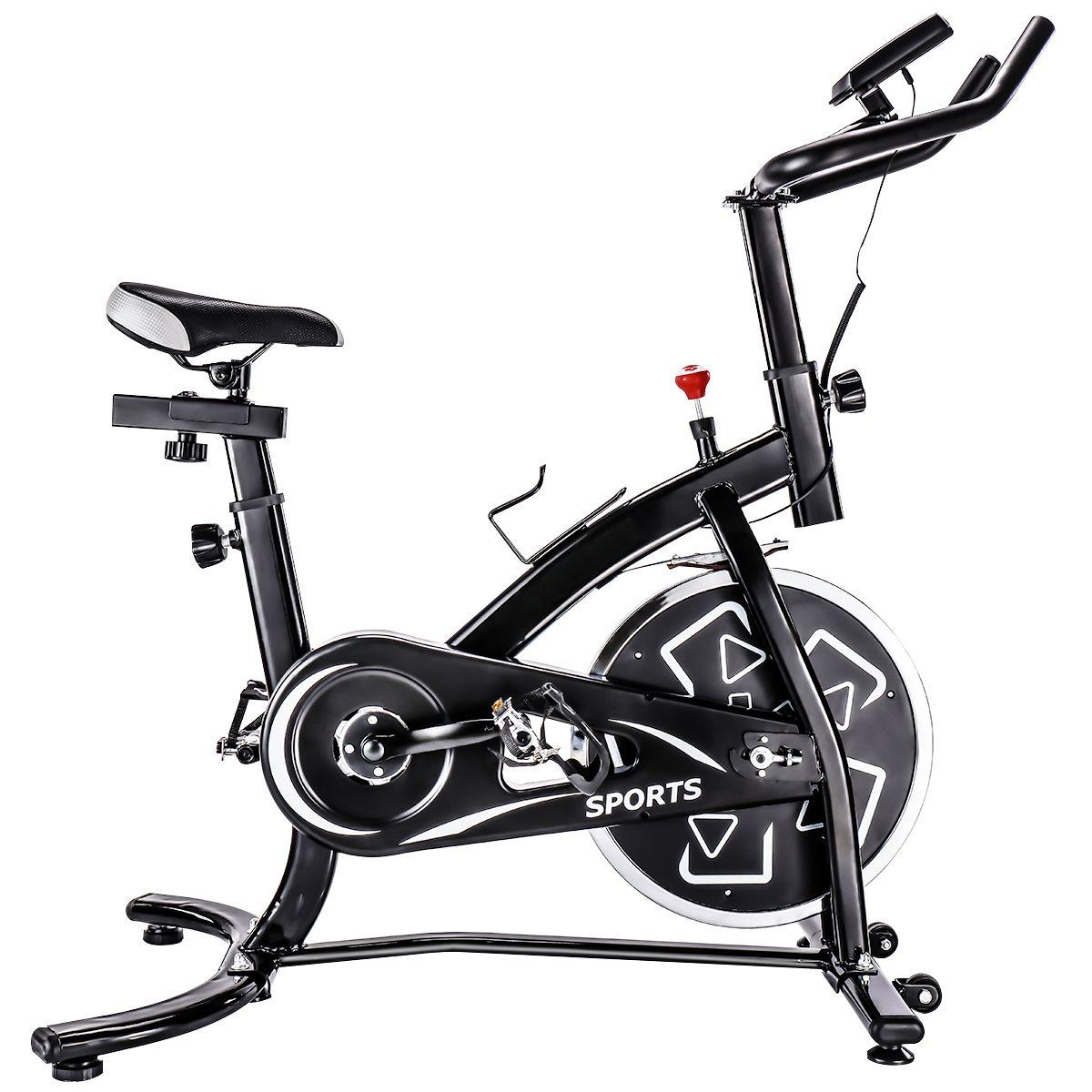 Stati Uniti Stock, GT stazionario professionale Indoor Cycling Bike S280 Trainer cyclette con 24 libbre. volano MS188933BAA