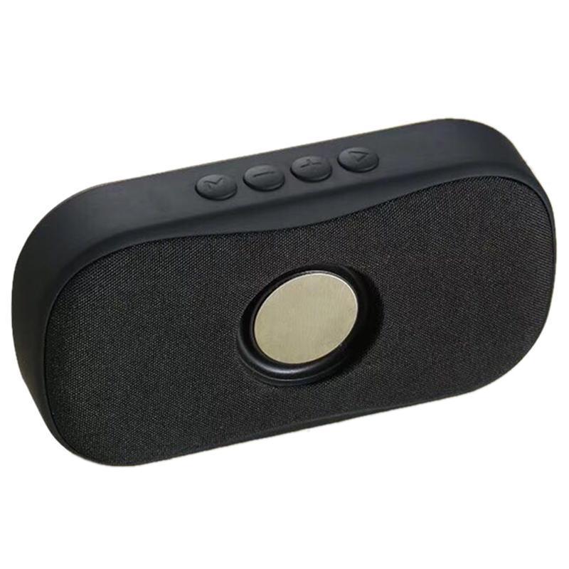 T19 Tela sin hilos portable tarjeta del teléfono móvil al aire libre Mini altavoz de subgraves o