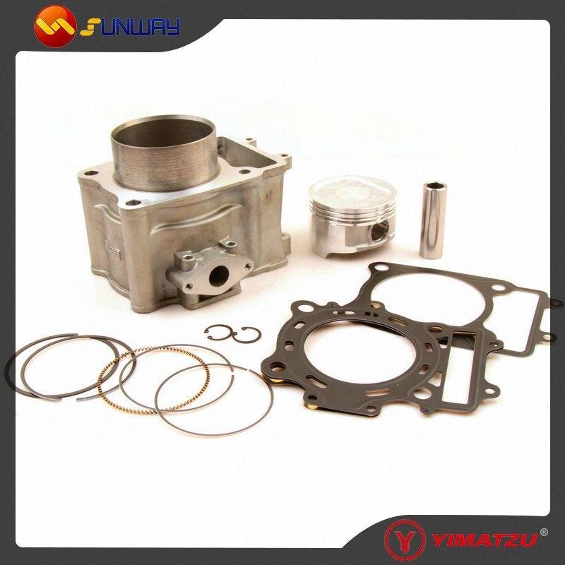 SUNWAY ATV Quad Parts 72.5MM Cylinder Kit For CFMOTO CF500 X5 ATV Quad Bike CF188 Engine EAHF#