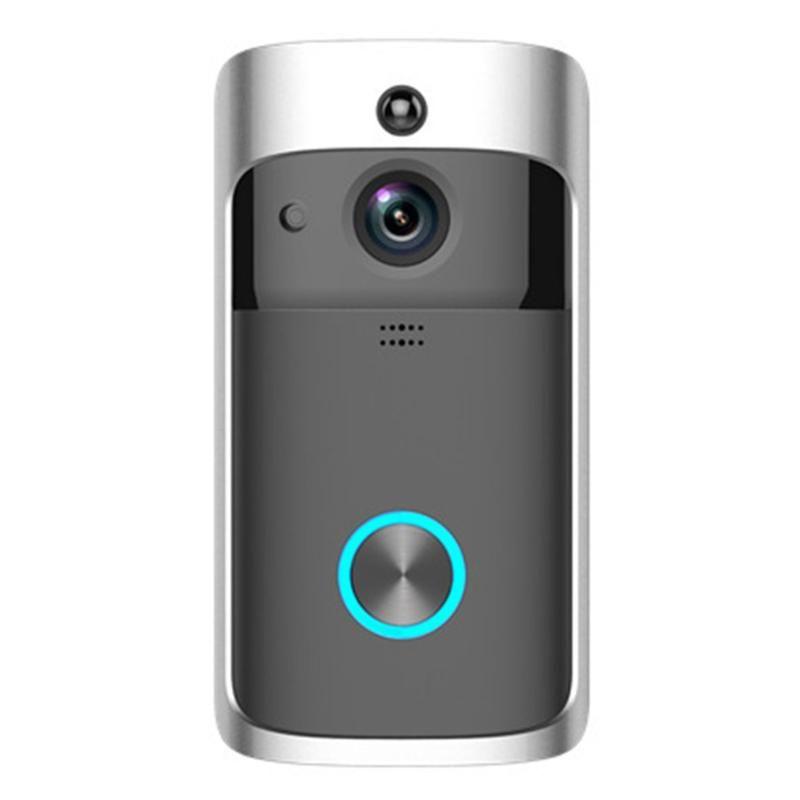 Wireless WiFi Video Tür intelligentes Telefon Tür Ring Intercom-Kamera-Sicherheitsglocke Wifi Smart Video Türklingel
