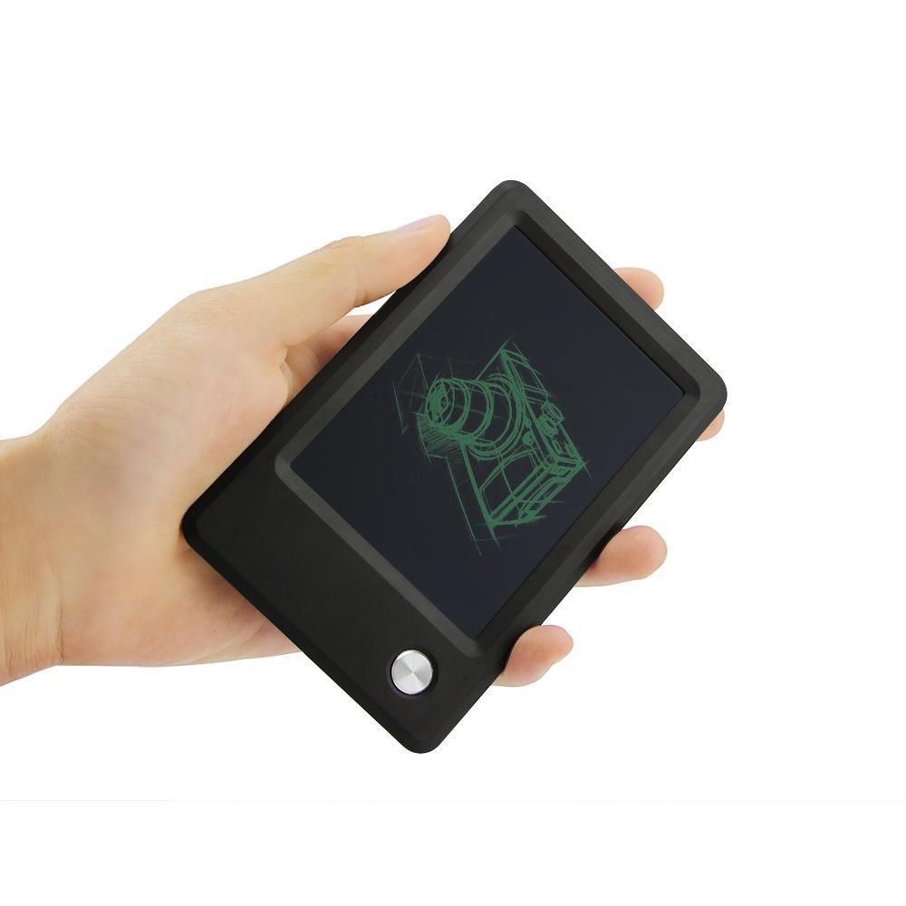 Mini dessin de dessin tablette pour enfants tirant pour enfants jouet éducatif jouet électronique tablette d'écriture LCD