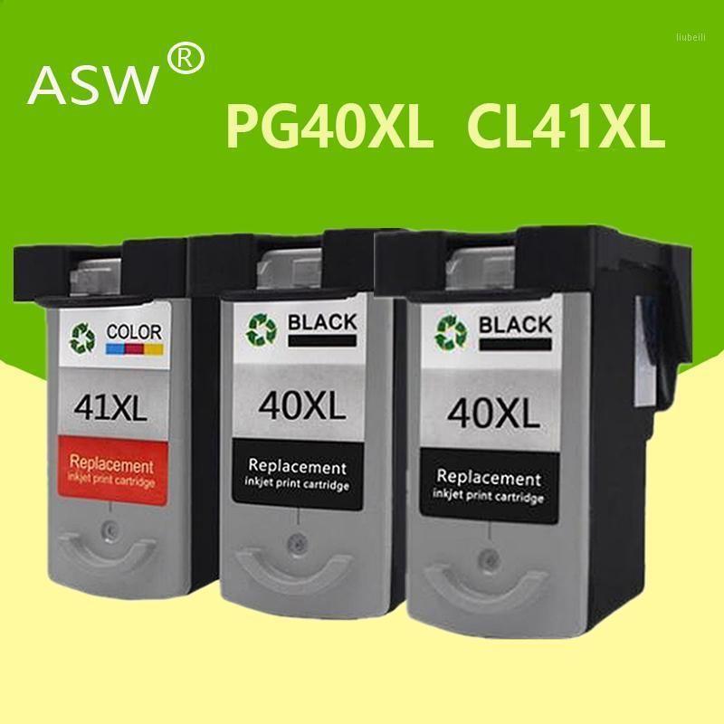 3PK PG40 CL41 Cartuccia d'inchiostro per Canon PG 40 cl 41 PG-40 PIXMA IP1800 IP1200 IP1900 IP1600 MX300 MX310 MP160 MP140 Printer11