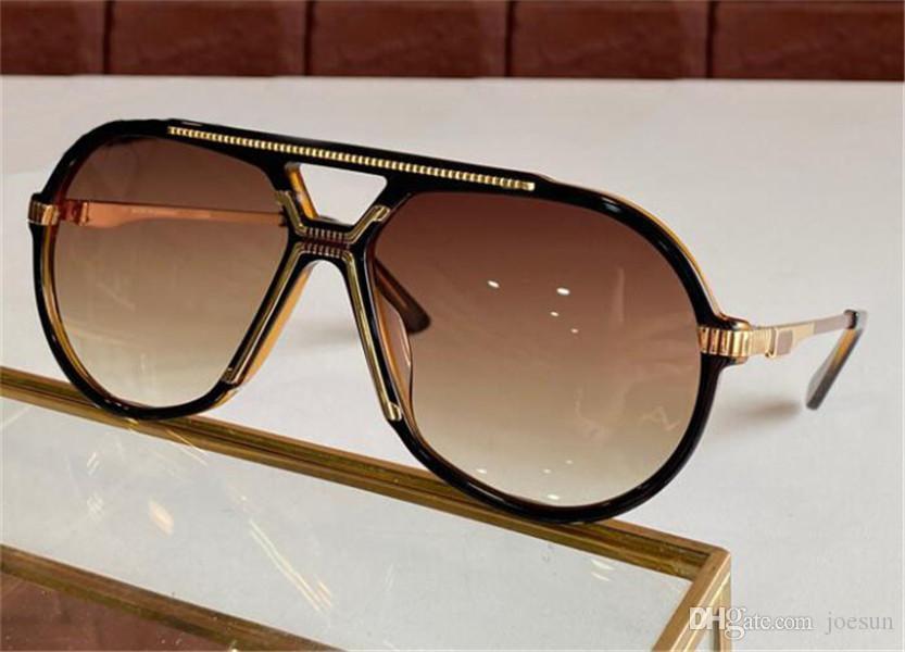 New Fashion Design Pilot Sunglasses 888 Semplice stile popolare per uomo Top Quality UV400 Protection Eyewear con scatola originale