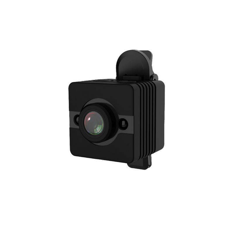 Cámara IP con SQ12 Mini impermeable Shell Micro cámara SQ12 Deporte noche del sensor de movimiento de la videocámara DV de la visión de vídeo DVR Pequeño