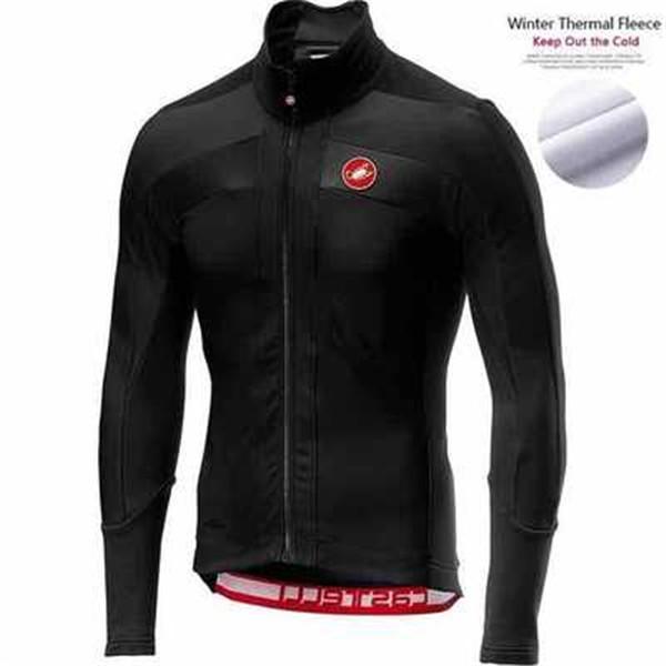 사이클링 저지 자전거 의류 긴 소매 유니폼 망 프로 팀 가을과 겨울 사이클링 착용 긴팔 플러스 양털 탑