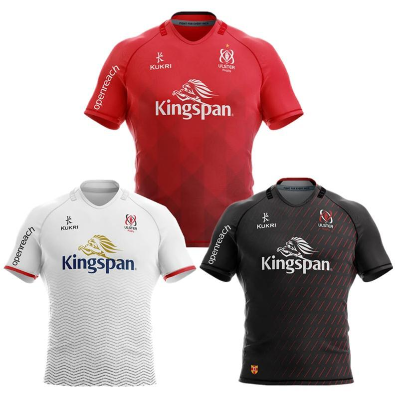 2020 2021 Ulster Rugby jersey 20 21 ULSTER casa longe tamanho Europeia camisa S-5XL