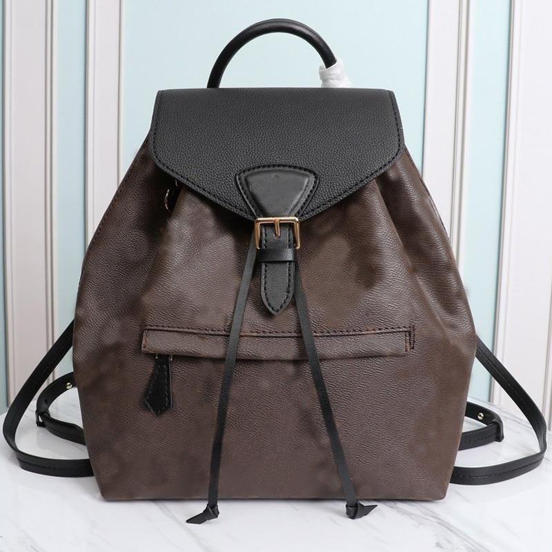 2021 أكياس المصممين الفاخرة النساء على ظهره جلد الغنم حقيبة الظهر النساء hotsale الحقائب المدرسية للمراهقين الساخنلويس حقيبة HV7.