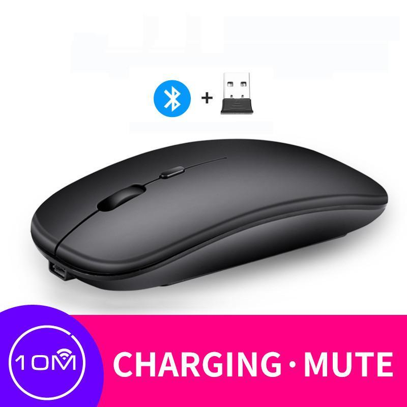 Mouse sem fio USB óptico wireless computador mouse 2.4g receptor super magro para laptop de pc
