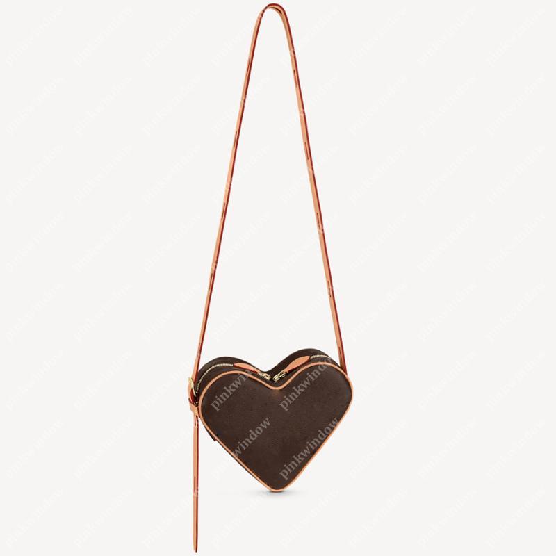 Borse luxurys Designers sacchetti di spalla Totes borsa del gioco su COEUR Womens