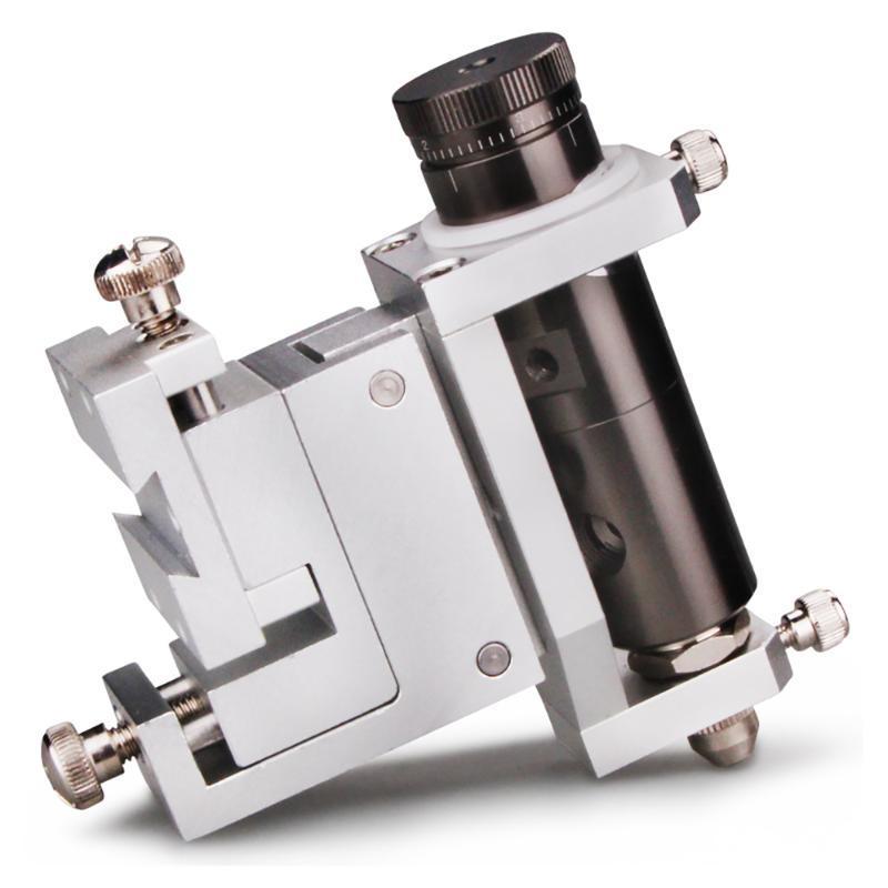 Трехмерное Точная настройка дозирования Поддержка дозирующий клапан 30cc 50cc игольного цилиндра из алюминиевого сплава Фиксированный кронштейн