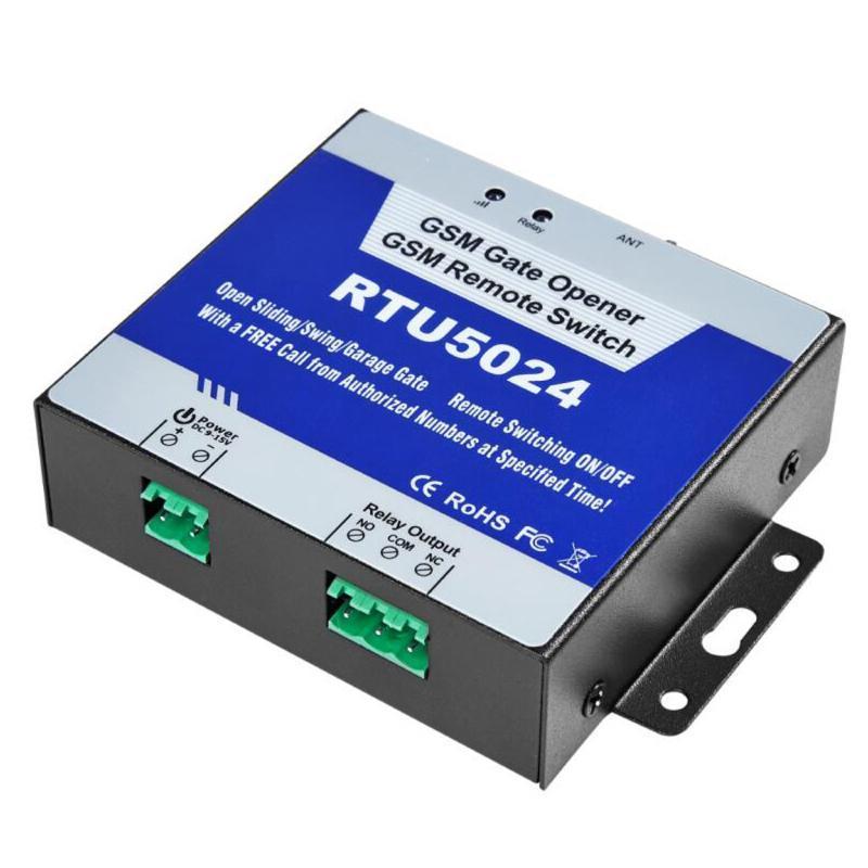 GSM 3G 4G Gate Opener реле Выключатель двери гаража дистанционного управления беспроводной Раздвижные поддержки Gate Opener By Free Call APP 25pcs