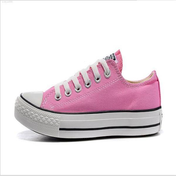 s4 2020 yeni Fabrikası tanıtım fiyatı! ayakkabı kadınlar ve erkekler, yüksek Düşük Stil Klasik Tuval Ayakkabı Sneakers Tuval Ayakkabı TK0Z TK0Z