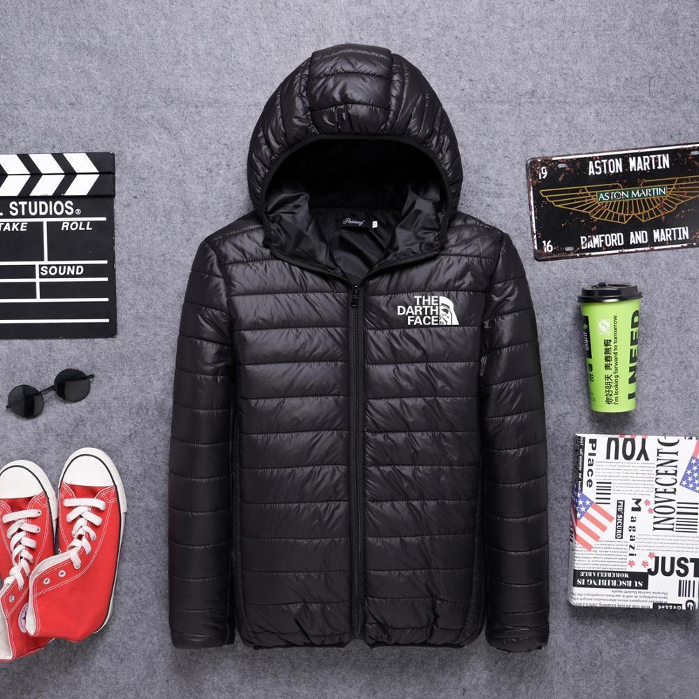 Men's All-Season Ultra Lightweight Packable Down Jacket Water Wind-Resistant Breathable Coat Big Size Hoodies Jackets 5XL