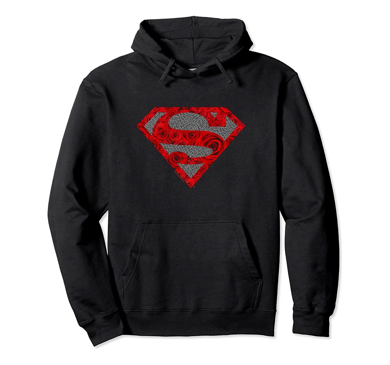 Sudadera con capucho y Escudo para Hombre Superman