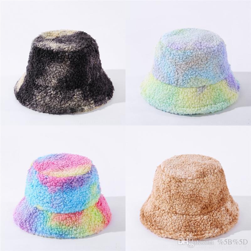 0GCB Kadınlar Taraflı Tasarımcı Açık Yüksek Kalite Baskılı Kova Güneş Kremi Çok Renkli Yaprakları Şapka Geri Dönüşümlü Çift Balıkçı Şapka Erkekler Plaj
