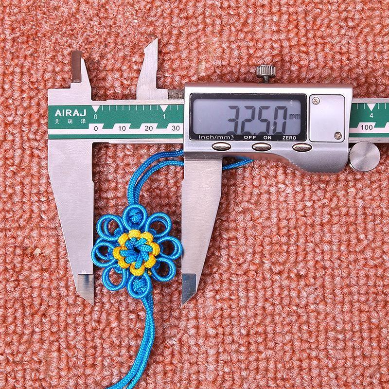 5pcs Sun Chinese Knots Tassels Fringe Garments Jewelry Accessories Findings Materials Diy Bookmark Bag Craft Decor Pendants H wmtVYQ