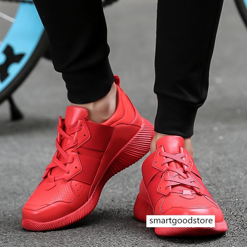 2019 nuovo progettista Soprattutto stile degli uomini delle scarpe da tennis casuale neve nero moda uomo Scarpe da ginnastica a piedi calza il formato 39-44