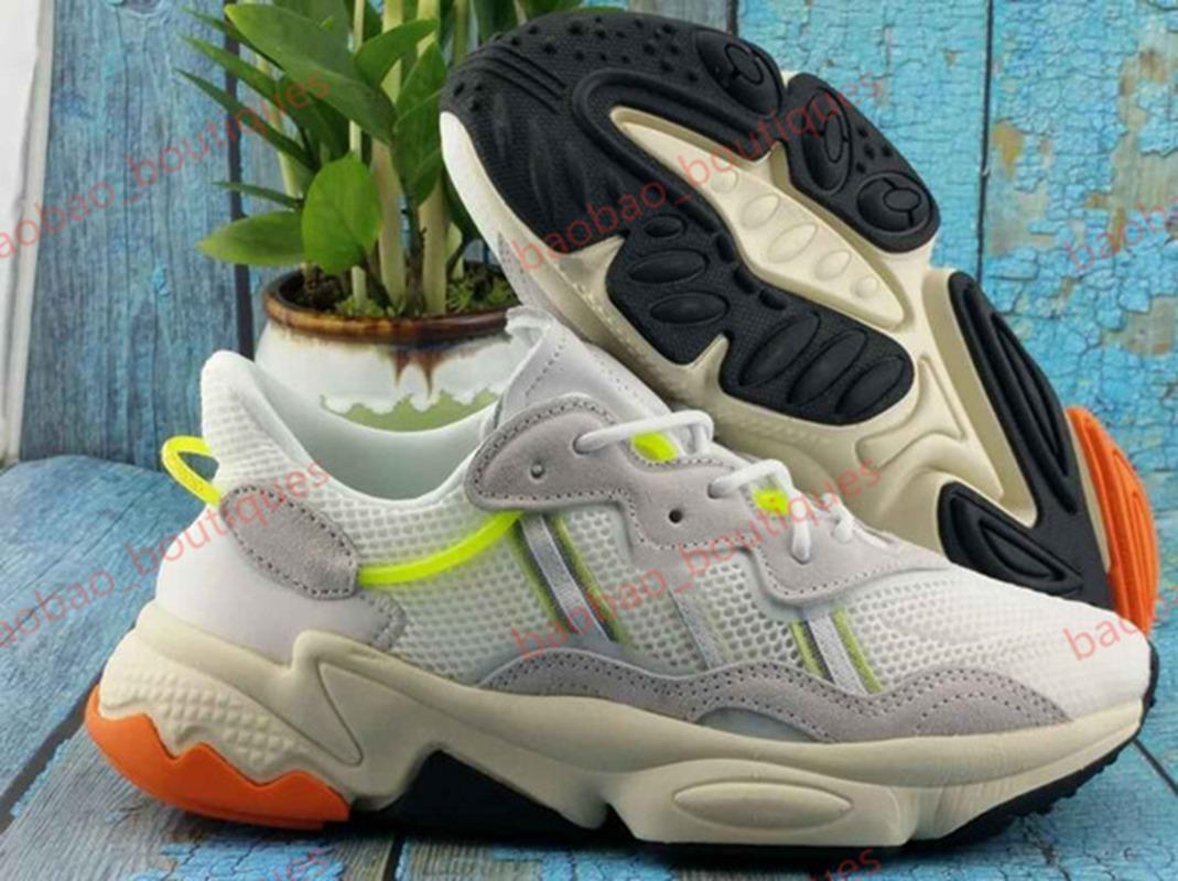 shoes 2020 yeni sıcak satış Orijinal Ozweego Ayakkabı Koşu Tasarım Yeni Moda Sıcak Ins Üst Kalite rahat ayakkabı Spor Aksak Sneaker