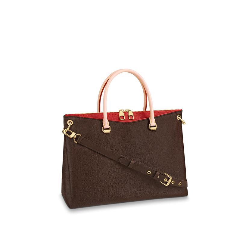 Totes Bolsas de ombro das mulheres Bag Bolsas Handbag Backpack Mulheres sacola bolsas Brown bolsas de couro de embreagem carteira de moda Bolsas 65 827