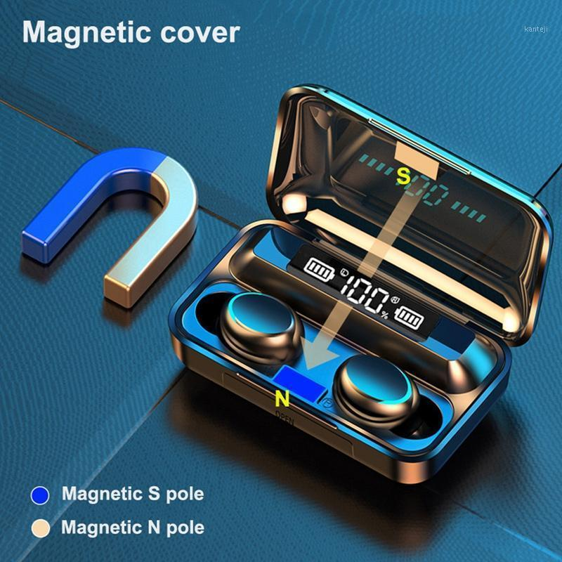 TWS Wireless Bluetooth 5.0 Earphones Headphones Mini Earbuds Waterproof Headset High Quality1
