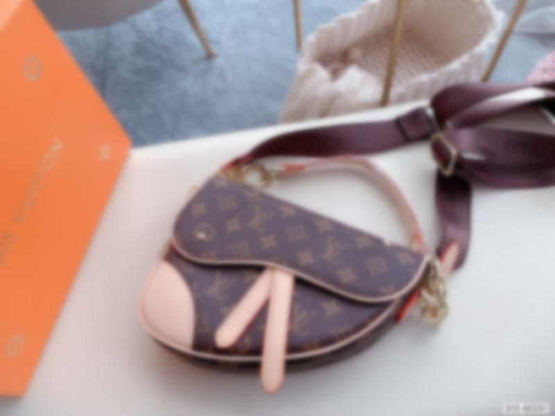 2020 célèbre designer nouveau sac d'épaule lettre de femmes de haute qualité en cuir véritable sac Messenger sac de selle de luxe de yao167