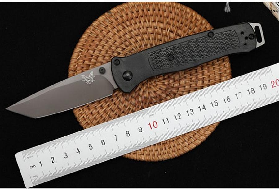 Benchmade 537 Bugout Osborne Katlanır Bıçak V3 Blade G10 Kolu Açık Kamp EDC Aracı 940 535 530 580 3300 Bıçaklar